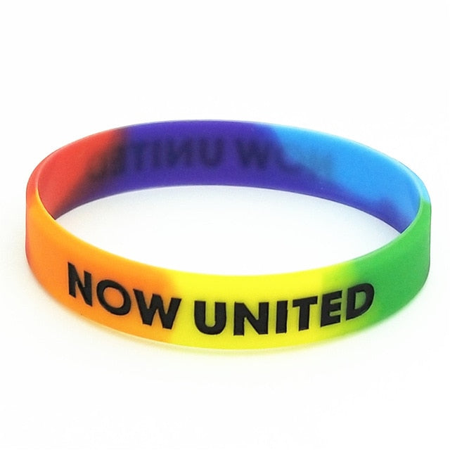 AfriNOVA KLaw NOW UNITED Wristband