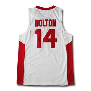 Bolton East Basketball Jersey