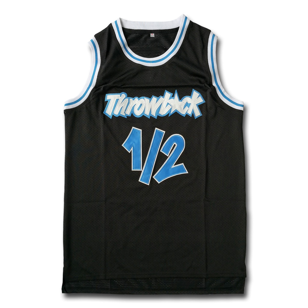 Throwback EMBROIDERY Jersey