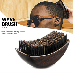 EM AfriNOVA EDIKANKutz Wavy Bristle Hair Brush