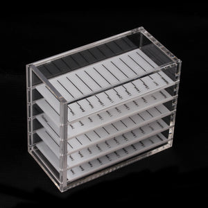 EM 10Masks Eyelash Storage Box