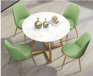 EM Brand3ma Table & Chair Dinning Set