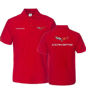 EM Chevrolet Corvette Polo Shirt