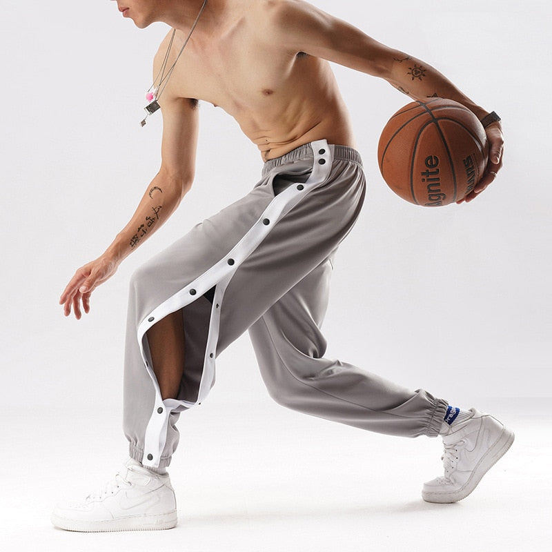 EM AfriNOVA Sports Buckle Basketball Training Long Pants