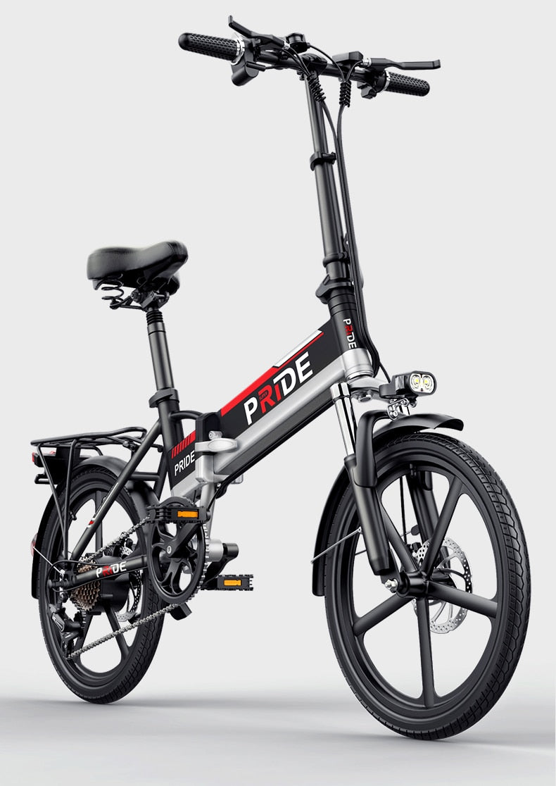 EM AfroTECH Alkebulan Electric Bicycle