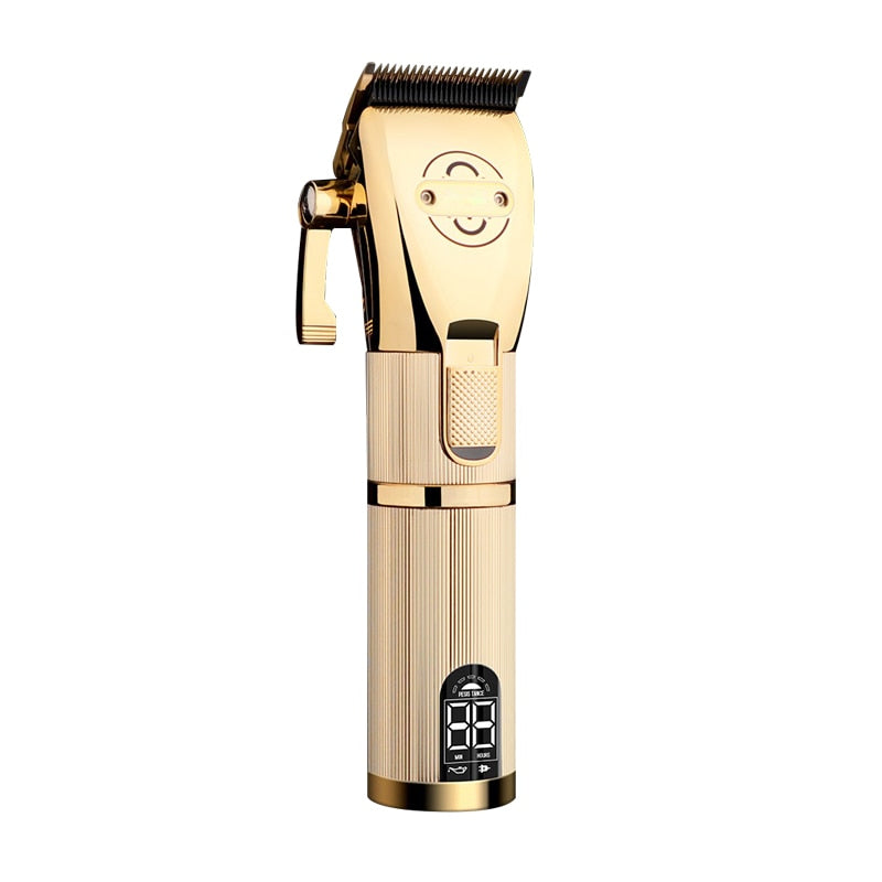 EM AfriNOVA EDIKANKutz Gold Cordless Hair Clipper