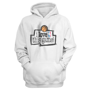 I Love This Game Hoodie