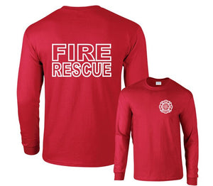 Et1nan Firefighter Long Tee
