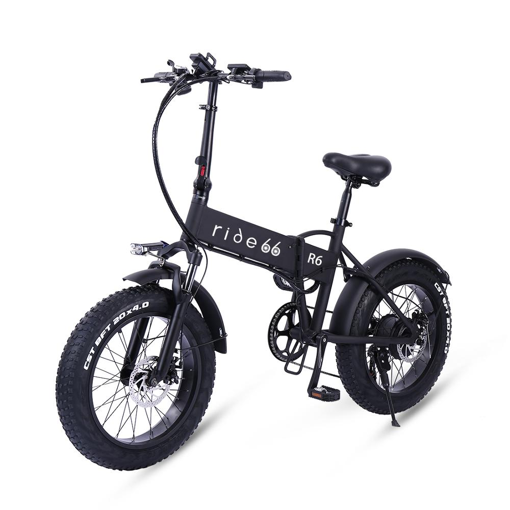 EM AfriNOVA Ojo Barracks Electric Bicycle
