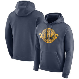 EM AfriNOVA Golden State Warriors City Edition Pullovers