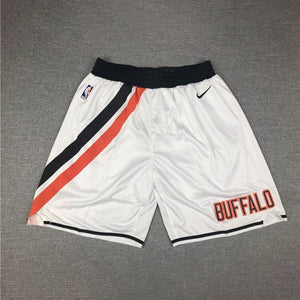 EM AfriNOVA Los Angeles Clippers Basketball Shorts