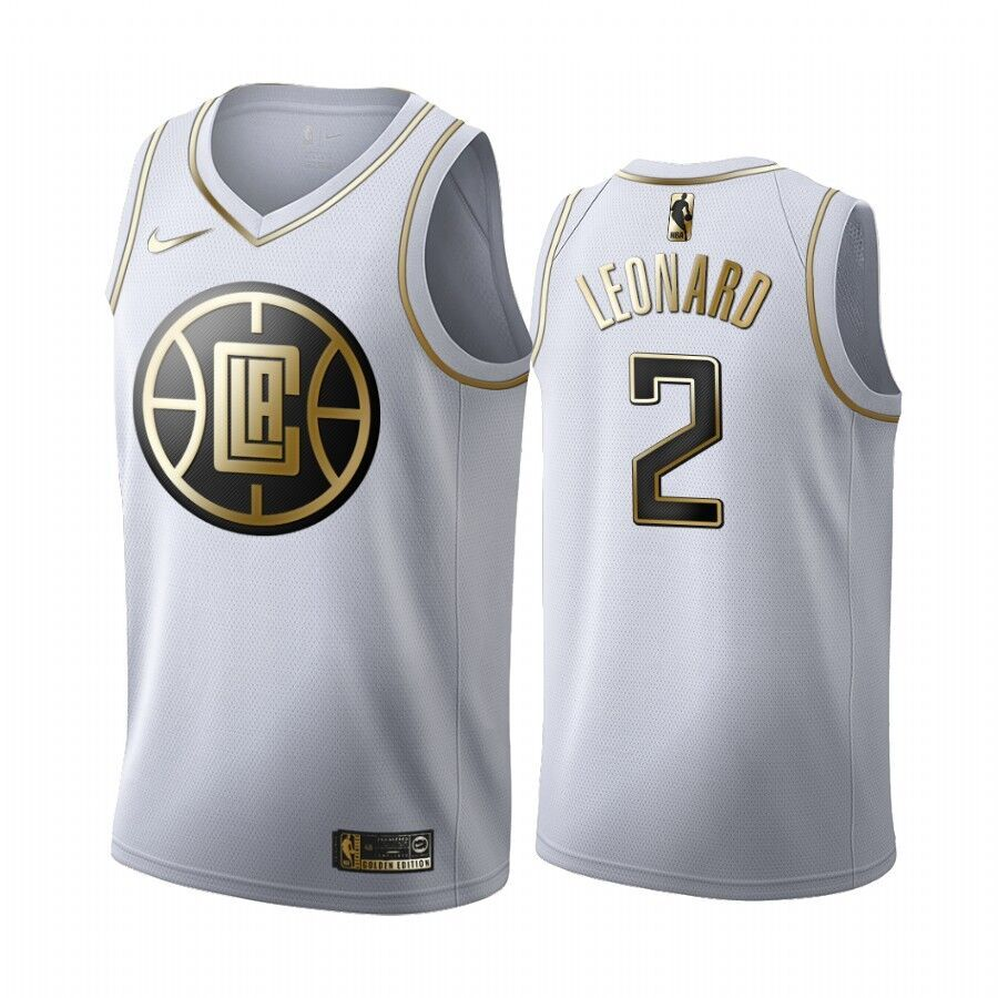 AfriNOVA KLaw Clippers #2 Golden Jersey