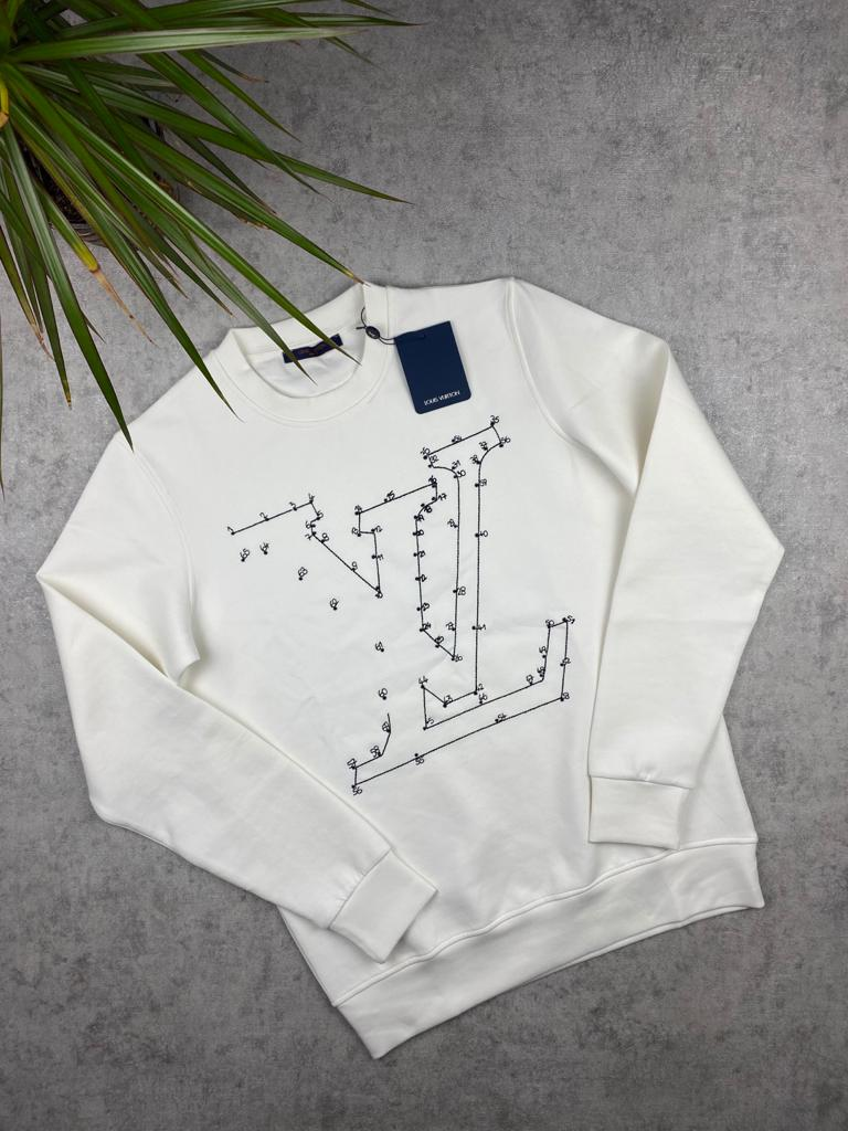 EM AfriNOVA Louis Vuitton Sweatshirt