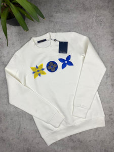 EM AfriNOVA Louis Vuitton Art Sweatshirt