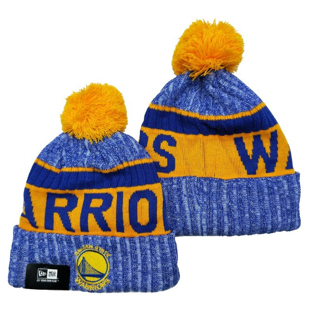 EM AfriNOVA Golden State Warriors Beanies