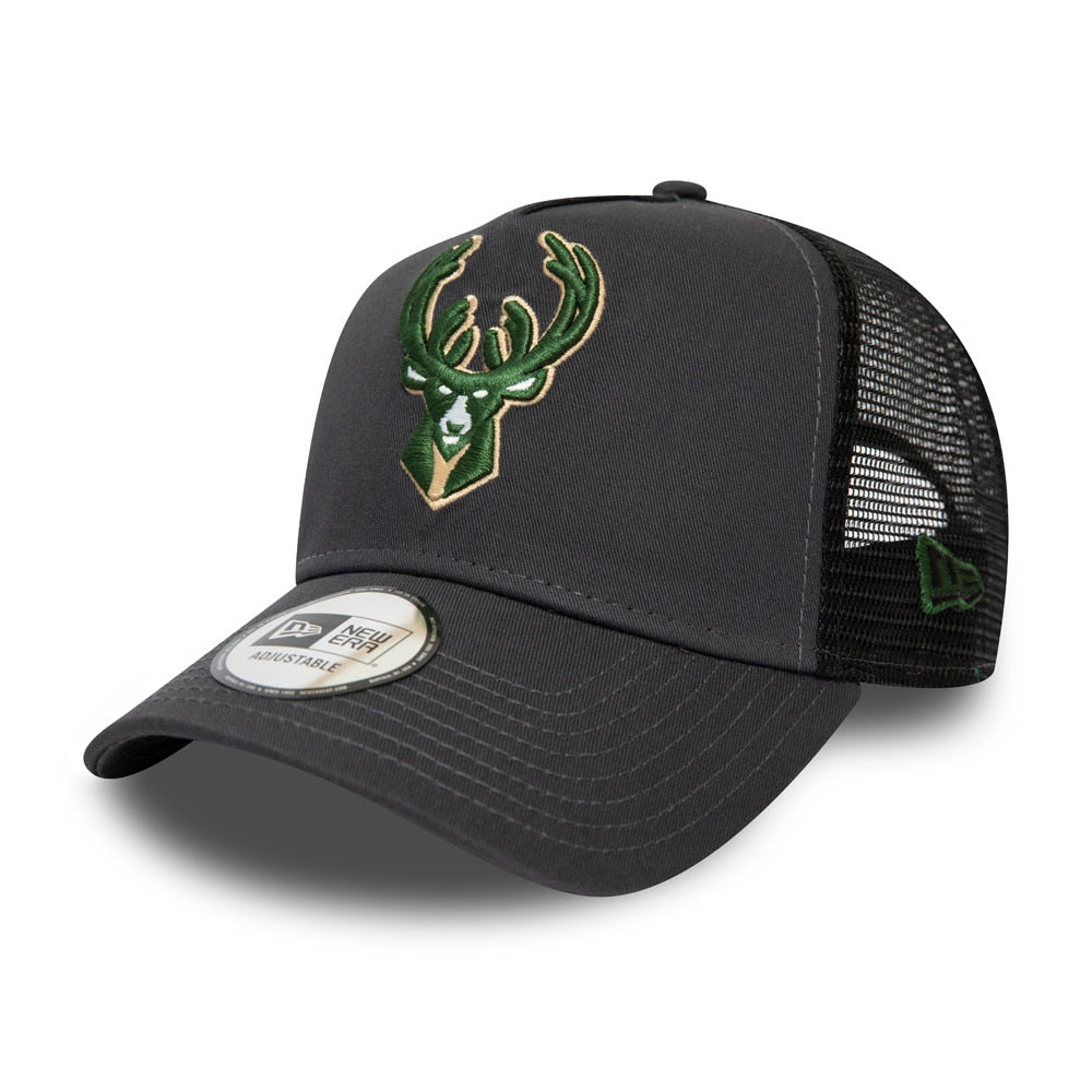 EM AfriNOVA New Era-9FORTY Milwaukee Bucks Hat