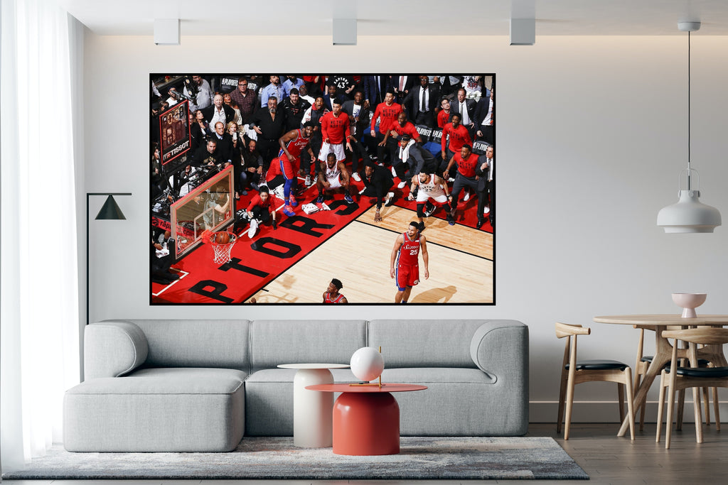 AfriNOVA NBA Legend Kawhi Leonard Home Decor Living Poster