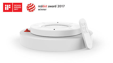 Yeelight LED Ceiling Light Wins 2017 Red Dot Design Award