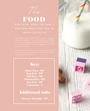 HER NOURISHED KIDS - PRINTED RECIPE BOOK
