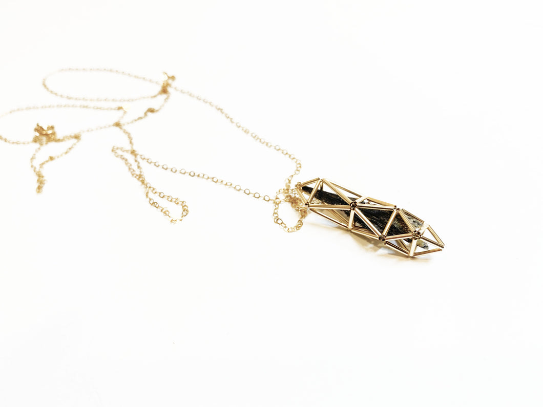 Multu Geometric Necklace