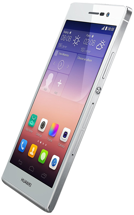 ascend p7 price