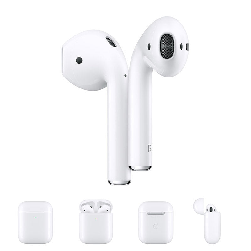 mitLade AirPods 2 with Wireless Charging Case
