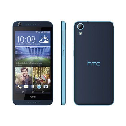 HTC Desire 626 blue black