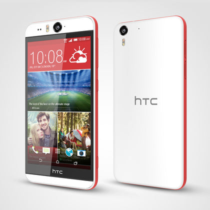 HTC Desire Eye red