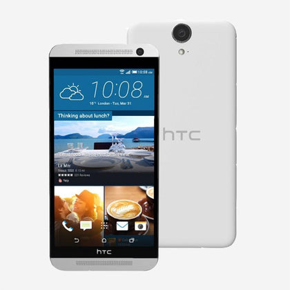 HTC One E9 white