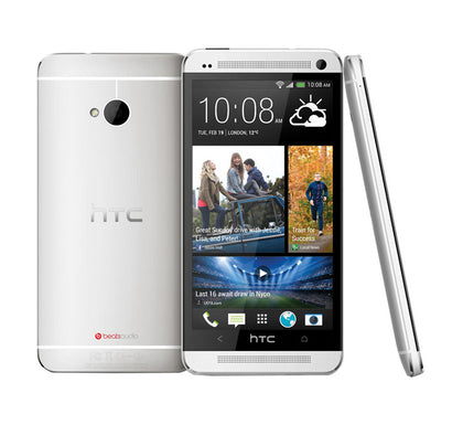 HTC One M7 Mobile phone Buy Silver