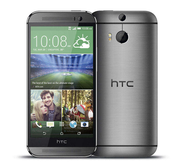 HTC One M8 Dual Camera Single Sim 16 GB 4G LTE Gray