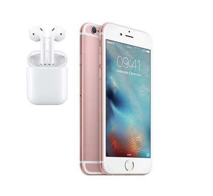 Apple iPhone 6s 16GB +Mit Lade Airpods Wireless Charging Case