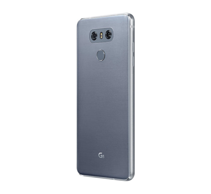 LG G6 Single Sim 64 GB 4G LTE Mobile Ice Platinum