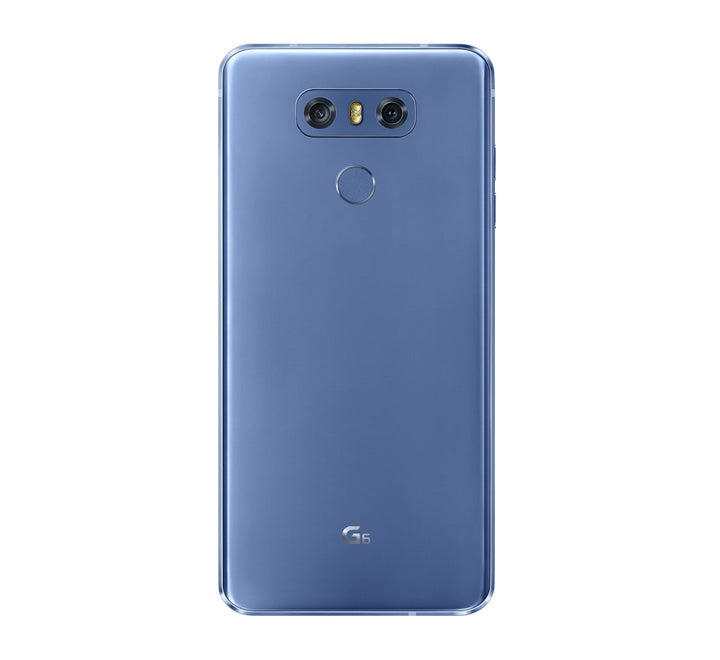 LG G6 mobile phone new Blue