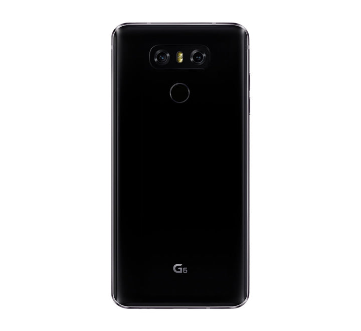 LG G6 Single Sim 64 GB 4G LTE smartphone Astro Black