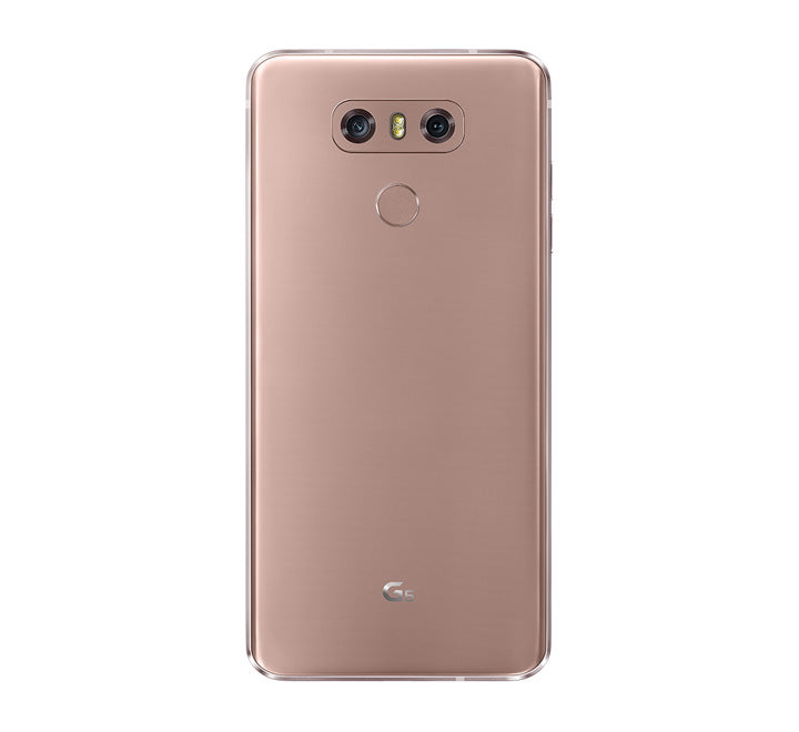 LG G6  64_GB 4G LTE Mobile Phone Gold