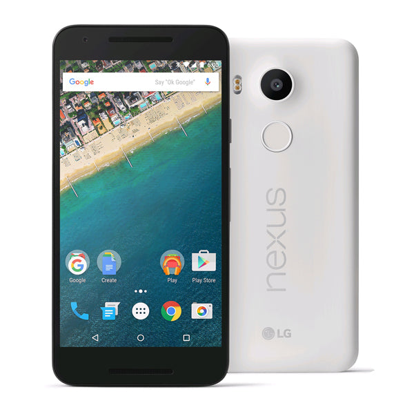 LG Google Nexus 5X Single SIM 32GB