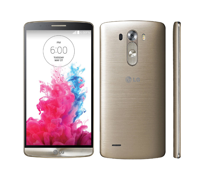 LG G3 32GB, 13MP, Single Sim Mobile Phone