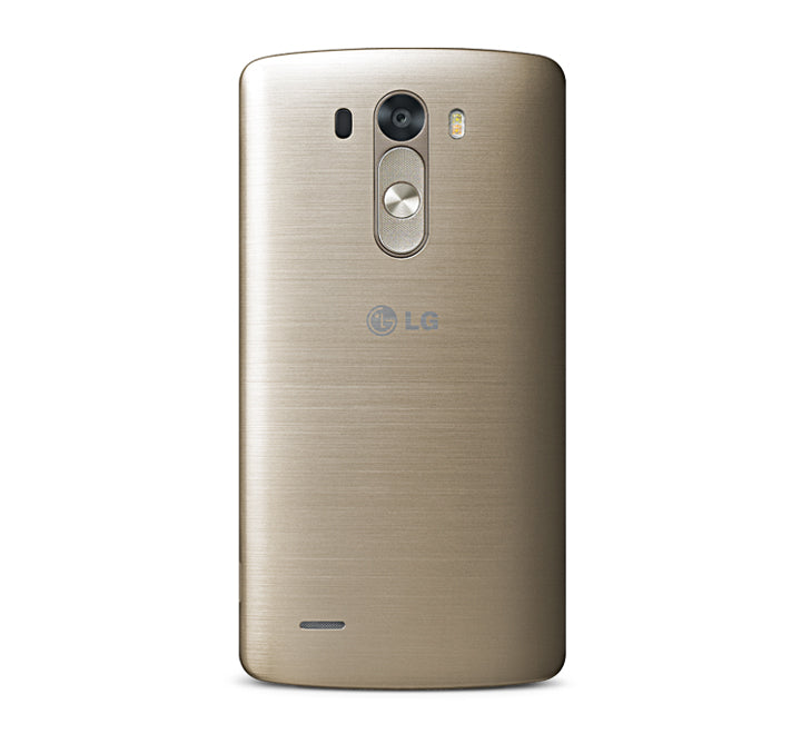 LG G3 D885 Mobile Phone Gold 32GB