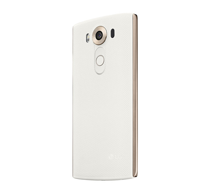 LG V10 Dual Sim 64GB 4G LTE Mobile Phone White Price new