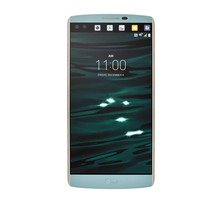 LG V10 Dual Sim 64GB 4G LTE Mobile Phone White Price zain