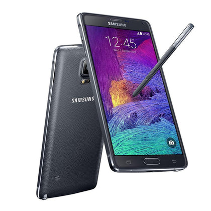 Samsung Galaxy Note 4 black