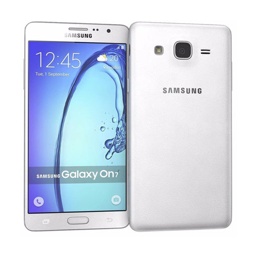 Samsung Galaxy On7 white