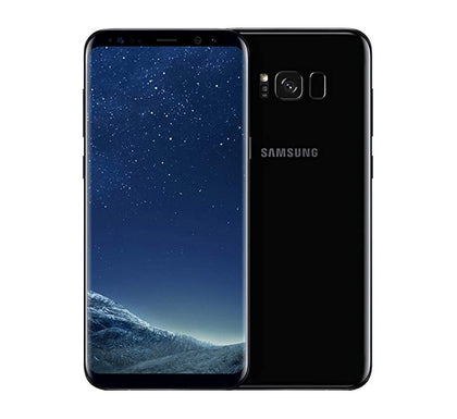 Galaxy S8 Plus Dual Sim 128GB Midnight Black