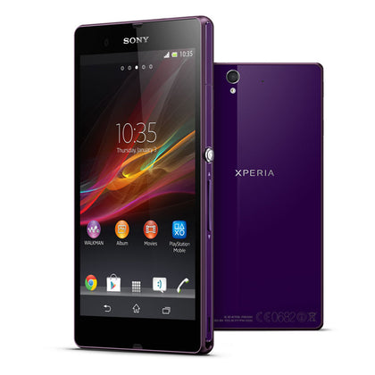 Sony Xperia Z Purple