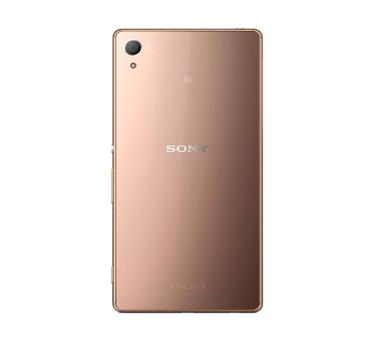 Sony Xperia Z3 Mobile Phone Gold Single Sim