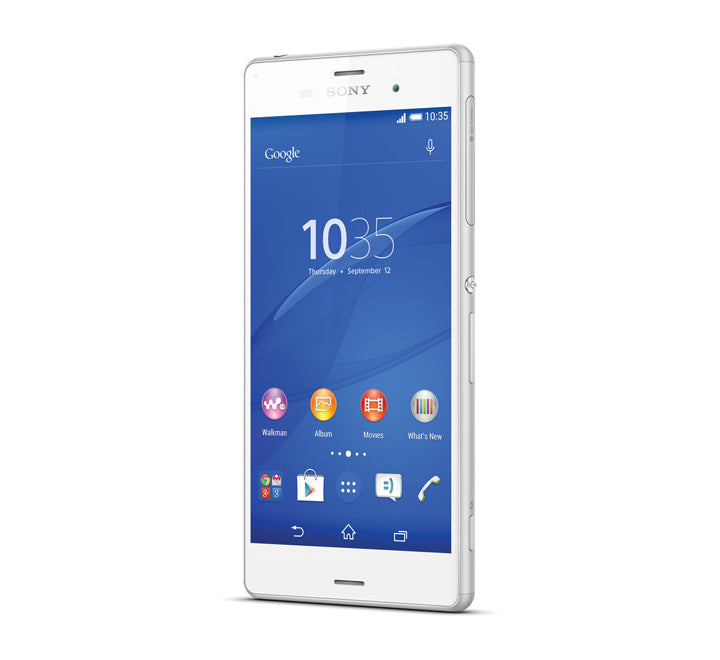 Sony Xperia Z3 Mobile Phone battery life