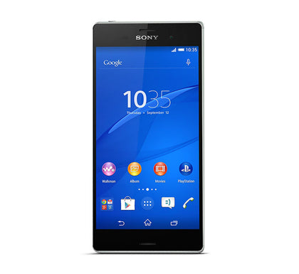 Sony Xperia Z3 Mobile phone Screen 32GB Single Sim Green