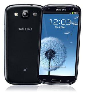 Samsung Galaxy S3 black