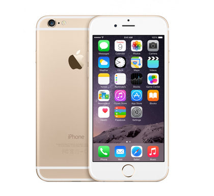 Apple store iPhone 6 64GB Gold